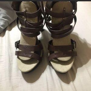 Sam Adelman strappy heels